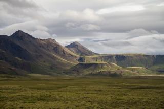Near Þingvellir.
