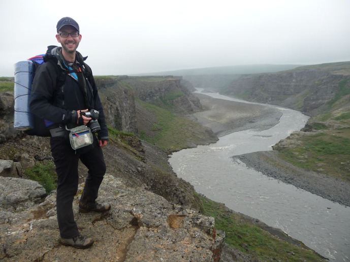 Jokulsargljufur canyon. (Photo © Kate Narewska.)
