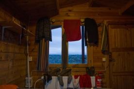 Cabin, Reykjahlíð, Lake Mývatn.
