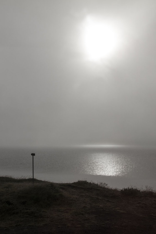 Lake Mývatn.