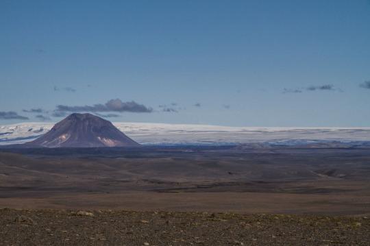 Volcano, Sprengisandur.