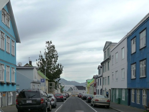 Peaceful Reykjavik. (Photo © Kate Narewska.)